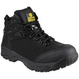 Amblers FS190 Black Safety Boot-1189