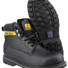 Amblers FS9 Black Safety Boot