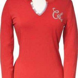 CAT C1510472 Ladies Signature Long Sleeve Tee
