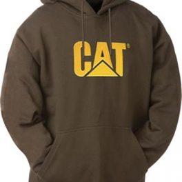 CAT CW10646 TRADEMARK HOODED SWEATSHIRT