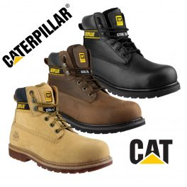 CAT Holton SB Safety Boot