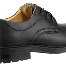 Amblers FS65 Executive Safety Black Shoe-7490