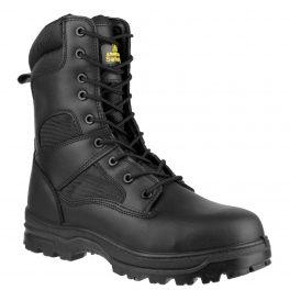 Amblers FS009C Safety Black Boot