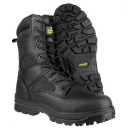 Amblers FS009C Black Composite Combat Safety Boot -7500