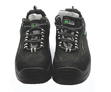 A9727 SIILI Mondopoint Black Safety Shoe-5804