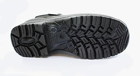 A9727 SIILI Mondopoint Black Safety Shoe-5807
