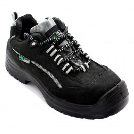 A9727 SIILI SAFETY S3 GEAR Mondopoint Black Safety Shoe