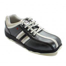 P4671 SIILI SAFETY S1P SRC- Achille Metal-free Grey/Black Low Shoe-0