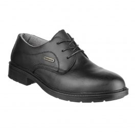 FS62 WP Amblers Safety Gibson lace up safety Black shoe