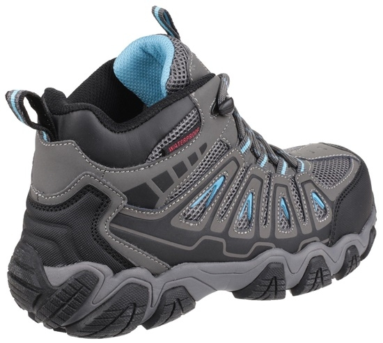 Amblers AS802 Ladies WP Hiker Safety Boot-6329