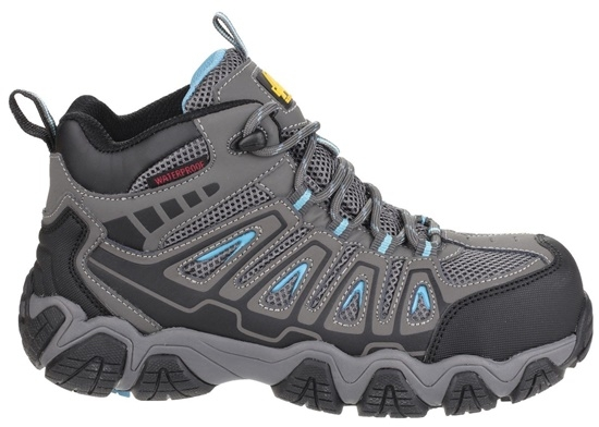 Amblers AS802 Ladies WP Hiker Safety Boot-6330