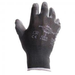 AN001 Black PU Glove