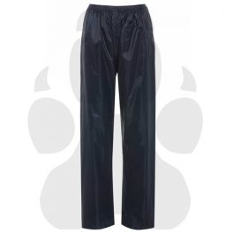 Navy Blue Rain Trouser-6266