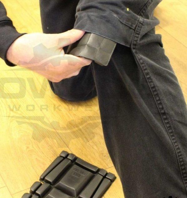 Foam-Pad Knee Protectors-6017