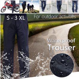 Navy Blue Rain Trouser