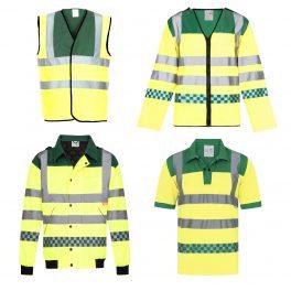 High Visibility Paramedic Clothing-0