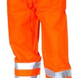 Hi Viz Waterproof Over Trousers-6566