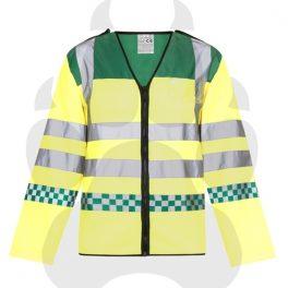 Paramedic Jacket with Badge Options-6780