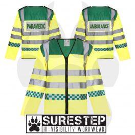 Paramedic Jacket with Badge Options-0