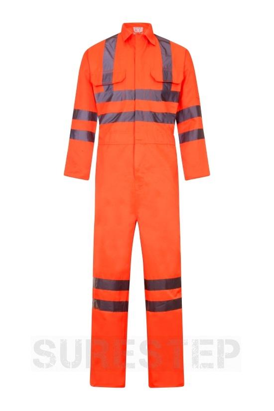 Hi Viz Orange Workwear-7291