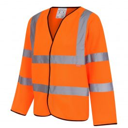 Hi Viz Orange Jacket-0