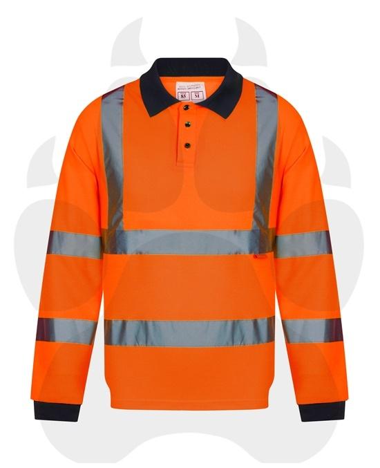 Hi Viz Orange Workwear-7167