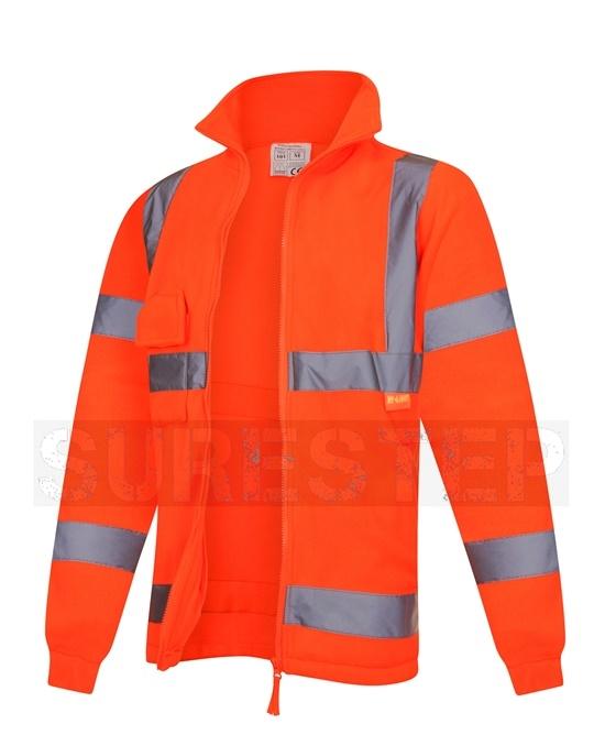 Hi Viz Orange Workwear-7170