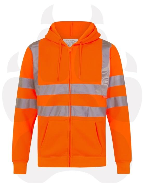 Hi Viz Orange Workwear-7164