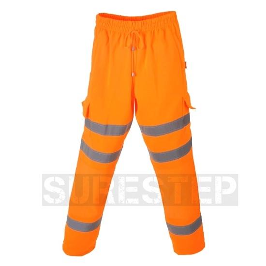 Hi Viz Orange Workwear-7160