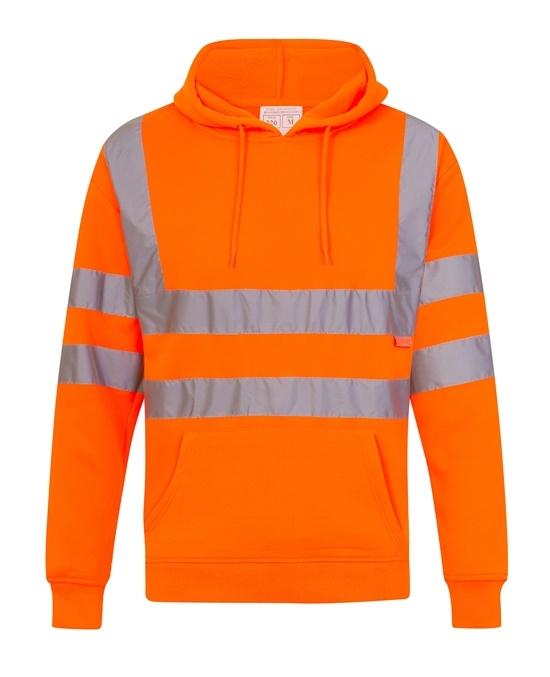 Hi Viz Orange Workwear-7162