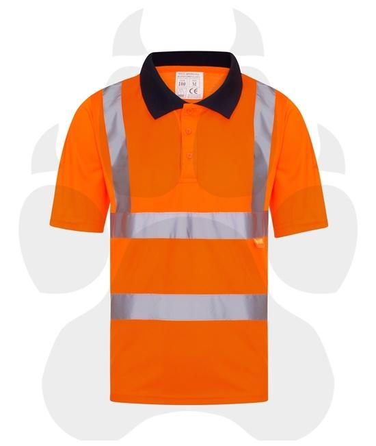 Hi Viz Orange Workwear-7165