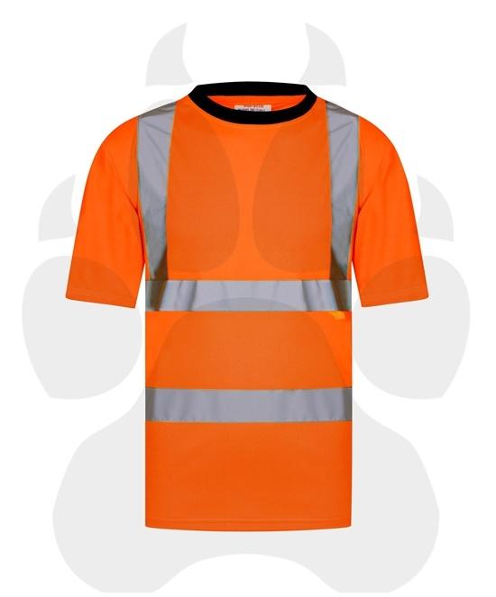 Hi Viz Orange Workwear-7166