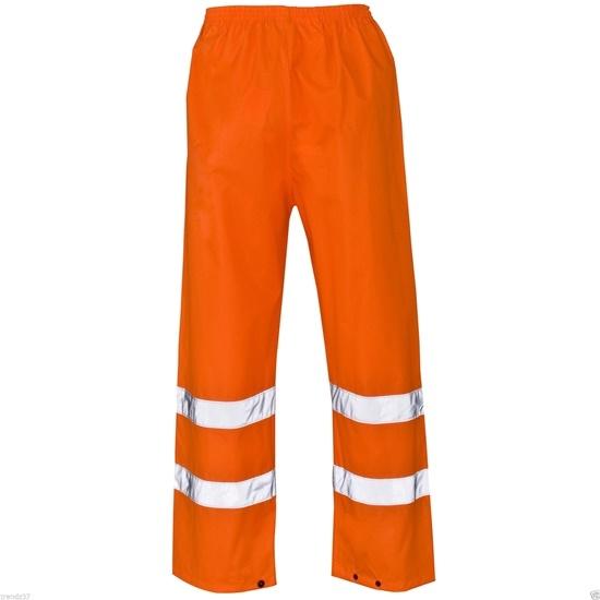 Hi Viz Orange Workwear-7168
