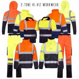 Hi Viz 2 Tone Workwear-0