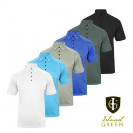 IGTS1648 Mens Golf Polo Shirts