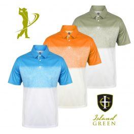 Island Green IGTS1650 Mens Golf Polo Shirt-0