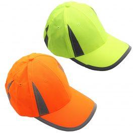 Hi Viz Baseball Caps-0