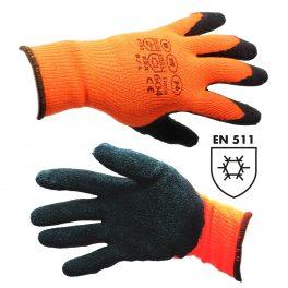 Hi Viz Thermal Grip Glove-0