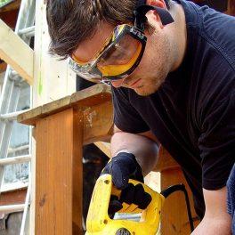 Dewalt CONCEALER Safety Goggles-7965