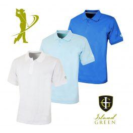 Island Green IGTS1482 Golf Polo Shirt-0