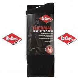Lee Cooper Thermal Socks LCSCK625 -0