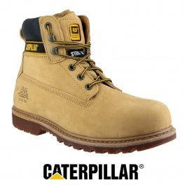 CAT HOLTON Honey Safety Boot-0