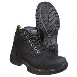 Dr Marten RIVERTON Black Safety Boots -0
