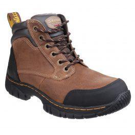 Dr Marten RIVERTON Brown Safety Boots -0