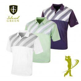 Island Green IGTS1653 Mens Golf Polo Shirt-0