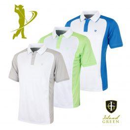 Island Green IGTS1657 Golf Polo Shirt-0