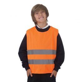 Childs HiViz Orange Tabard-8085