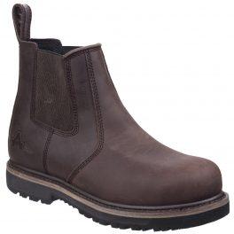 SKIPTON Waterproof Safety Dealer Boot-0