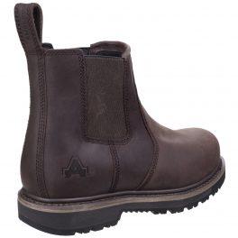 SKIPTON Waterproof Safety Dealer Boot-8471