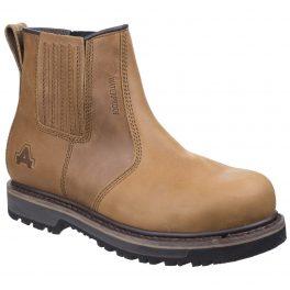 AS232 Waterproof Safety Dealer Boot-0